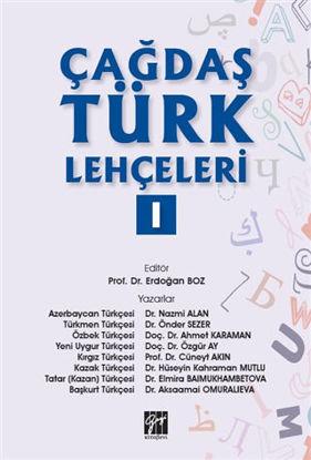 Çağdaş Türk Lehçeleri 1 resmi