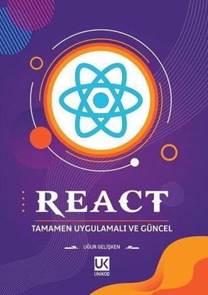 React - Tamamen Uygulamalı ve Güncel resmi