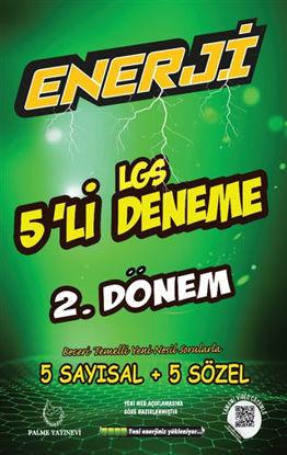 Enerji LGS 5'li Deneme 2. Dönem resmi