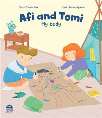 Afi and Tomi - My Body resmi