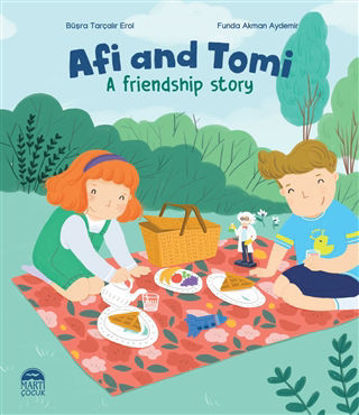 Afi and Tomi - A Friendship Story resmi