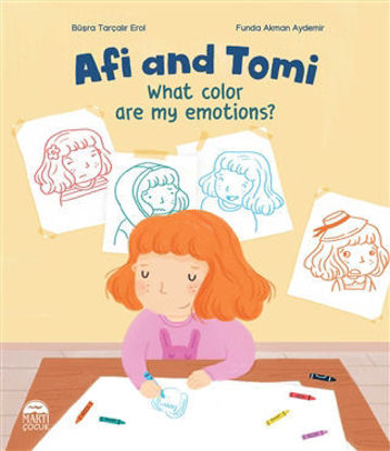 Afi and Tomi - What Color are My Emotions? resmi