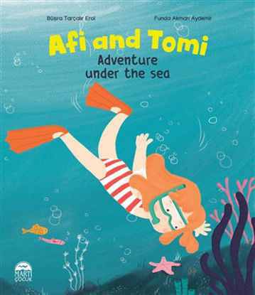 Afi and Tomi - Adventure Under the Sea resmi