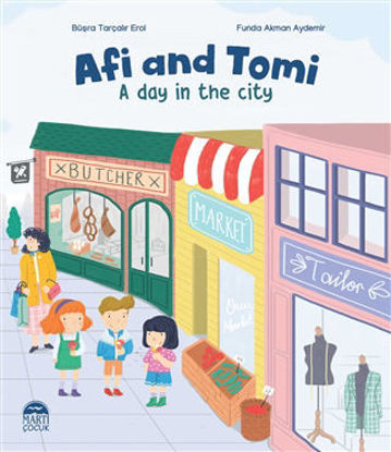 Afi and Tomi - A Day in the City resmi