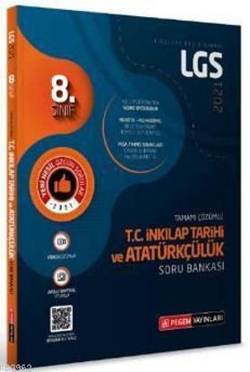 8. Sınıf T.C Ve Atatürkçülük Soru Bankası resmi