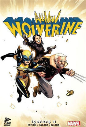 İç Savaş 2 - All New Wolverine Cilt 2 resmi