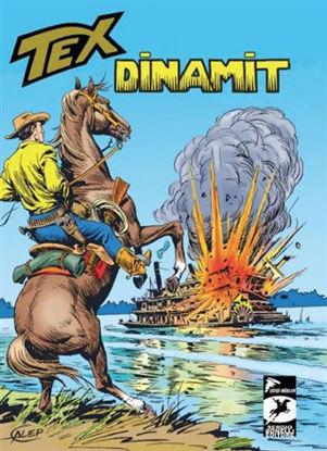 Dinamit / Büyük Tehdit - Tex Klasik Cilt 54 resmi
