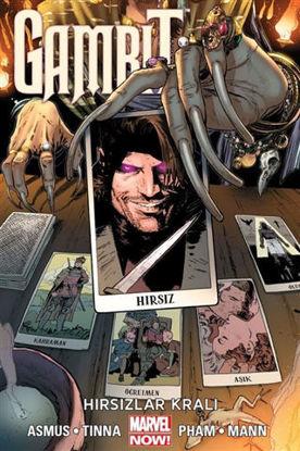 Hırsızlar Kralı - Gambit Cilt 3 resmi