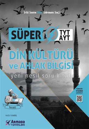 TYT-AYT Din Kültürü ve Ahlak Bilgisi Süper Soru Kitabı resmi