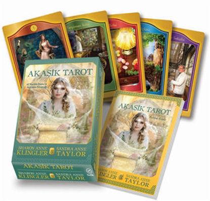 Meleklerin Bilgeliği Tarot Kartları resmi