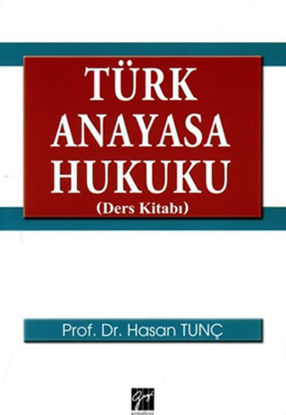 Türk Anayasa Hukuku (Ders Kitabı) resmi