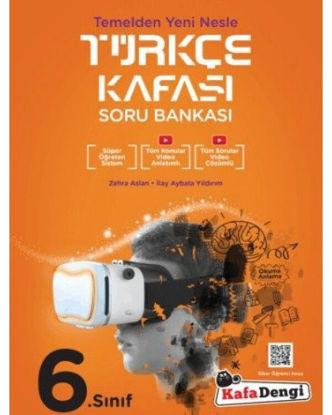 6. Sınıf Türkçe Kafası Tümü Video Çözümlü Soru Bankası resmi