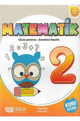 2. Sınıf Matematik Konu Kitabı resmi