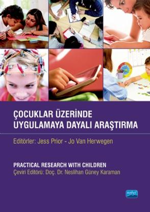 Çocuklar Üzerinde Uygulamaya Dayalı Araştırma resmi