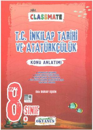 8. Sınıf Classmate T.C. İnkılap Tarihi ve Atatürkçülük Konu Anlatımı resmi