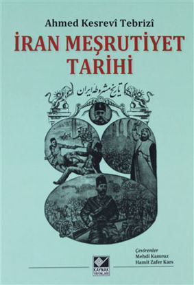 İran Meşrutiyet Tarihi (Ciltli) resmi