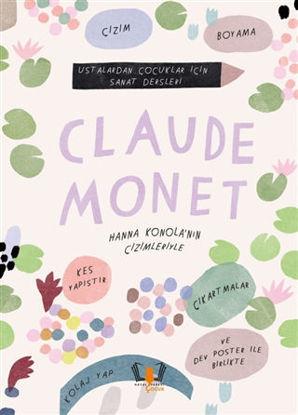 Claude Monet - Ustalardan Çocuklar İçin Sanat Dersleri resmi