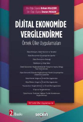 Dijital Ekonomide Vergilendirme resmi