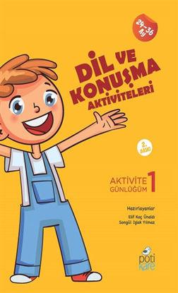 Dil ve Konuşma Aktiviteleri - Aktivite Günlüğüm 1 resmi