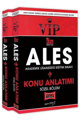 Ales Vip Sayısal Sözel Bölüm Konu Kitabı Seti resmi