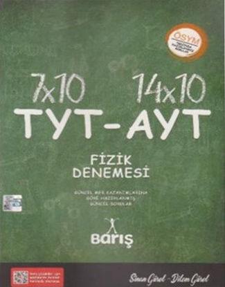 2021 TYT - AYT Fizik Denemesi resmi