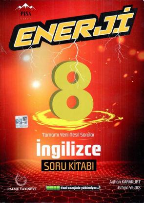 8. Sınıf İngilizce Enerji Soru Kitabı resmi