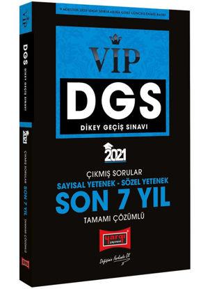 DGS VIP Sayısal Sözel Yetenek Son 7 Yıl Tamamı Çözümlü Çıkmış Sorular 2021 resmi