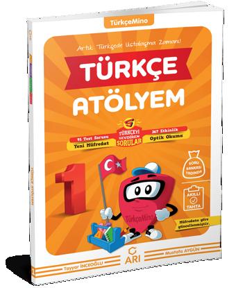 1. Sınıf TürkçeMino Türkçe Atölyem resmi
