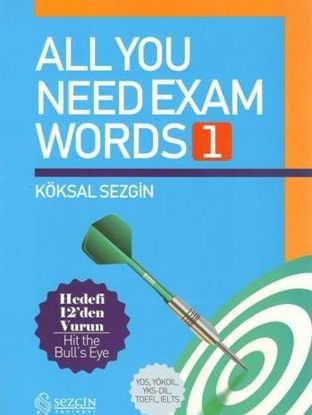 All You Need Exam Words 1 resmi