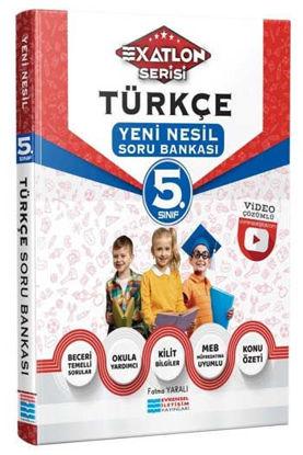 5. Sınıf Türkçe Video Çözümlü Soru Bankası (Exatlon Serisi) resmi