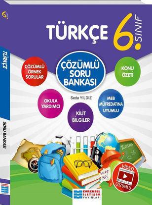6.Sınıf Türkçe Video Çözümlü Soru Bankası resmi
