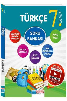7. Sınıf Türkçe Video Çözümlü Soru Bankası resmi