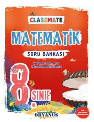 8. Sınıf Matematik Classmate Soru Bankası resmi