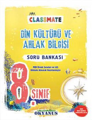 8. Sınıf Din Kültürü ve Ahlak Bilgisi Classmate Soru Bankası resmi