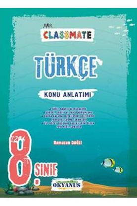 8. Sınıf Classmate Türkçe Konu Anlatımı resmi