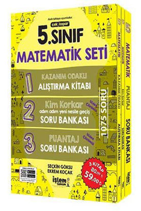 5. Sınıf Matematik Seti İşlem Tamam resmi