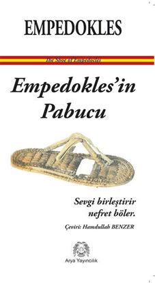 Empedokles'in Papucu resmi