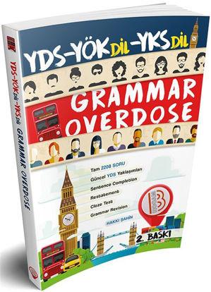 Benim Hocam YDS YÖKDİL YKSDİL Grammar Overdose resmi