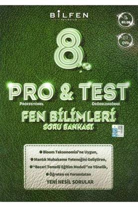 8. Sınıf Fen Bilimleri Pro Test Soru Bankası resmi