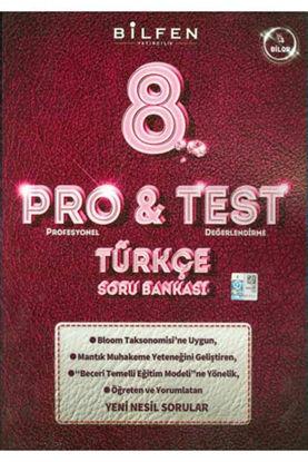 8. Sınıf Türkçe Pro Test Soru Bankası resmi
