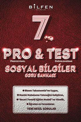 7. Sınıf Sosyal Bilgiler Pro Test Soru Bankası resmi