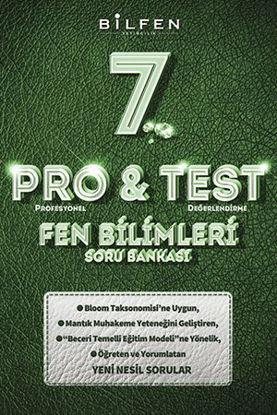 7. Sınıf Fen Bilimleri Pro Test Soru Bankası resmi