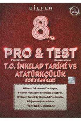 8. Sınıf T.C. İnkılap Tarihi ve Atatürkçülük Pro Test Soru Bankası resmi