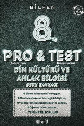 8. Sınıf Din Kültürü ve Ahlak Bilgisi Pro Test Soru Bankası resmi