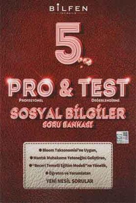5. Sınıf Sosyal Bilgiler Pro Test Soru Bankası resmi