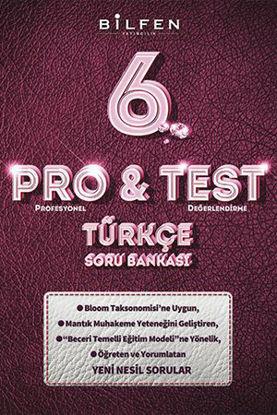 6. Sınıf Türkçe Pro Test Soru Bankası resmi