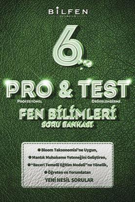 6. Sınıf Fen Bilimleri Pro Test Soru Bankası resmi