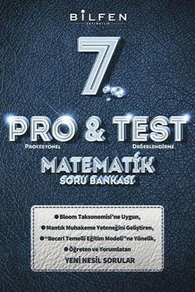 7. Sınıf Matematik Pro Test Soru Bankası resmi
