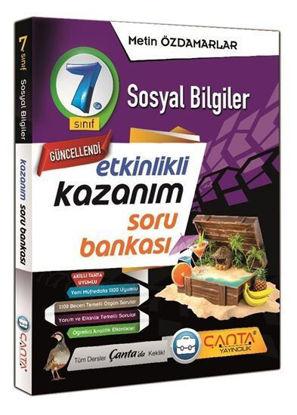 7. Sınıf Sosyal Bilgiler Etkinlikli Kazanım Soru Bankası resmi