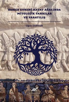 Sumer Evreni Hayat Ağacında Mitolojik Tanrılar ve Yaratılış resmi